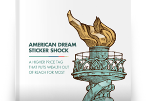 eBook - American Dream Sticker Shock