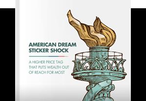 eBook - American Dream Sticker Shock
